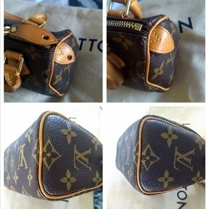 Louis Vuitton Bags - LOUIS VUITTON Speedy Monogram Mini HL